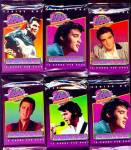 Click here to enlarge image and see more about item 5073: 1992 ELVIS COLLECTION Trading Cards, MIP