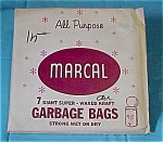 Click here to enlarge image and see more about item 5087: All-Purpose Marcal Garbage Bags