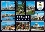 Click here to enlarge image and see more about item 5107: MALAYSIA, Penang Color Views