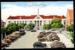 CURACAO N.W.I. City Hall, Plaza, Autos