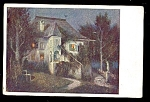 Click here to enlarge image and see more about item 5119: Interesting Home – Austria? Faulkner