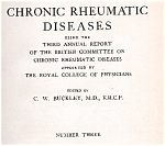 Click here to enlarge image and see more about item 5151: Chronic Rheumatic Diseases