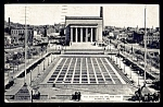Click here to enlarge image and see more about item 5560: MARYLAND: War Memorial, City Hall Plaza, Baltimore