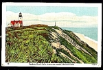 MASSACHUSETTS:  Nantucket Island, Sankaty Lighthouse