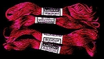 Click here to enlarge image and see more about item 5749: Vintage Embroidery Floss � Deep Red