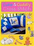 Click here to enlarge image and see more about item 5832: Cute & Cuddly Cross Stitch Patterns Book