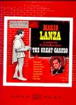 Click here to enlarge image and see more about item 5960: MARIO LANZA: The Great Caruso