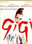 GIGI: Original Cast Sound Track LP Album