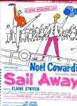 SAIL AWAY: Original Broadway Cast LP Album