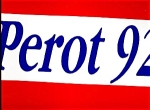 Click here to enlarge image and see more about item 6051: Perot '92 Yard Signs