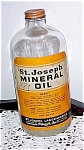 Click here to enlarge image and see more about item 6297: St.Joseph Mineral Oil -- By the Quart!