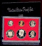 Click here to enlarge image and see more about item 6310: 1982 U. S. Proof Coin Set