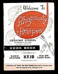KFJB Radio Cooking School, 1956, Marshalltown IA