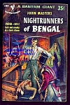 NIGHTRUNNERS OF BENGAL: Cruelty, Lust, 1950s India