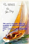 Click here to enlarge image and see more about item 6474: To Father on His Day