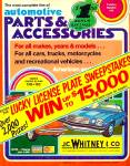 Click here to enlarge image and see more about item 6525: 1975 JC Whitney Automotive Parts Catalog