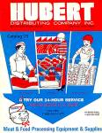 1979 Meat and Food Processing Equipment Catalog, Hubert