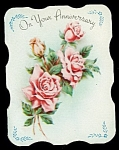 Click here to enlarge image and see more about item 9118: Pretty Anniversary Roses