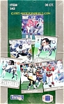 Click here to enlarge image and see more about item NFL91Ultra: Fleer Ultra 1991 NFL Football Cards, Sealed Box