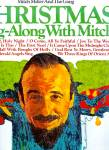 Christmas Sing-Along with Mitch Miller, LP Vinyl Record, 1950s era