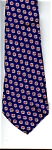 Click here to enlarge image and see more about item T110: 1940s Wembley Men�s Necktie, MWT!