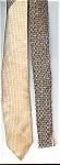 Click here to enlarge image and see more about item T118: Vintage Burlington, Iowa, Men's Necktie