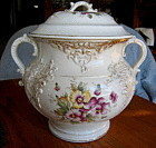 Antique Victorian Slop Jar