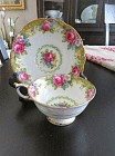 Paragon Tapestry Rose QM Teacup