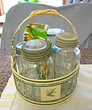 Cool Vintage Canning Jar Assortment (Image1)