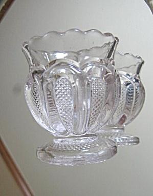 Pedestal Antique Toothpick or Cigarette Holder (Image1)
