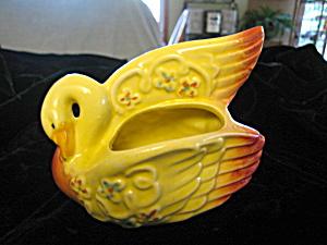 Swan Planter Vintage APCO (Image1)