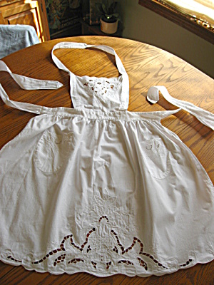 Vintage Child Size Apron