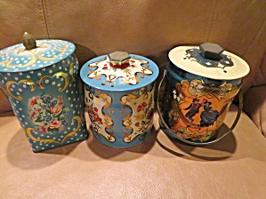 Murray Allen Vintage English Tins
