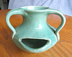 Vintage Hand Thrown Herb Vase (Image1)