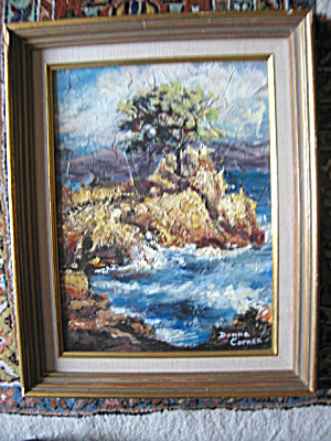 Donna Corner Landscape Oil (Image1)
