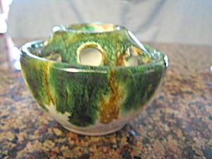 Art Pottery Flower Frog (Image1)