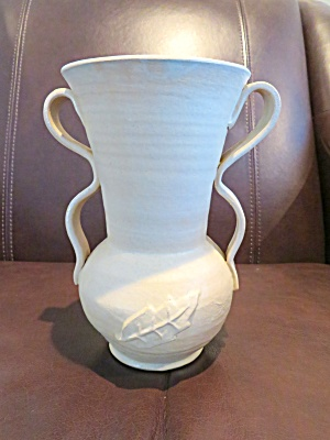 Hand Formed Art Pottery Vase
