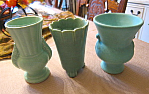 Art Pottery Vases Vintage (Image1)