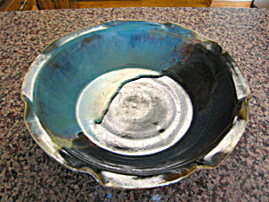 Signed Art Pottery Bowl