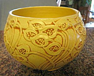Antique Art Pottery Jardiniere (Image1)