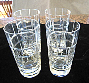 Baccarat Crystal Glasses
