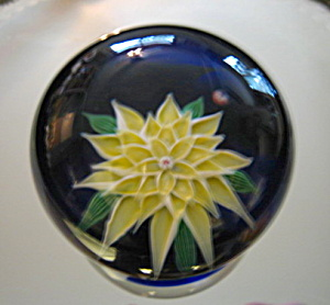 Vintage Baccarat Paperweight