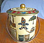 Baret Ware Gingerbread Large Tin (Image1)
