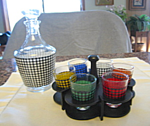 French Barware Set