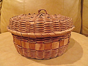 Native American Vintage Basket