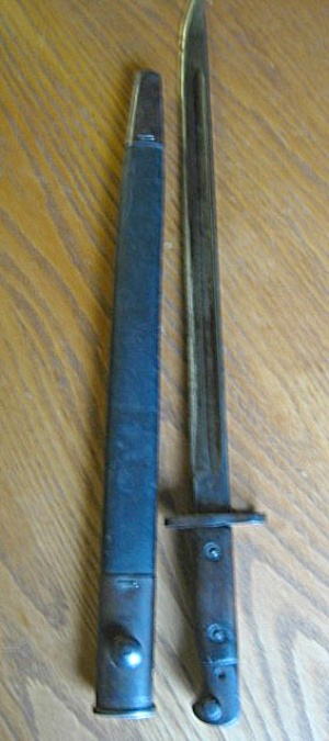Antique Wilkinson Bayonet and Scabbard (Image1)