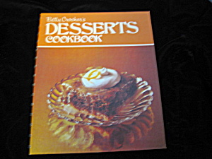 Betty Crocker Desserts Cookbook (Image1)
