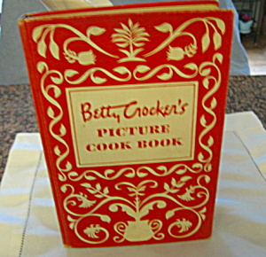 Betty Crocker Picture Cookbook 1st Edition (Image1)