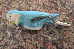 Vintage Usa Birdcage Ornament