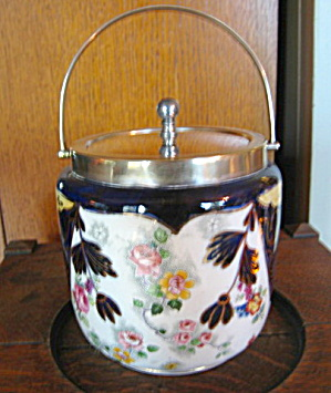 Antique Biscuit Jar (Image1)